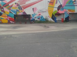 façade garage